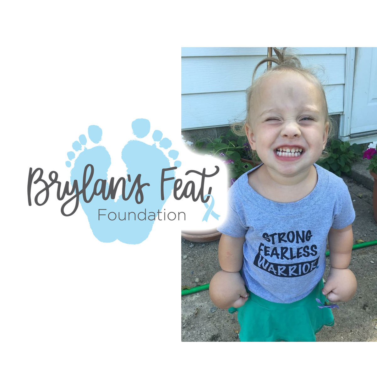 Brylan's Feat Foundation goes VIRTUAL:  Join us in Supporting Children Fighting Lymphedema in a Live-Streaming Event September 24th! Click to access the Live Stream