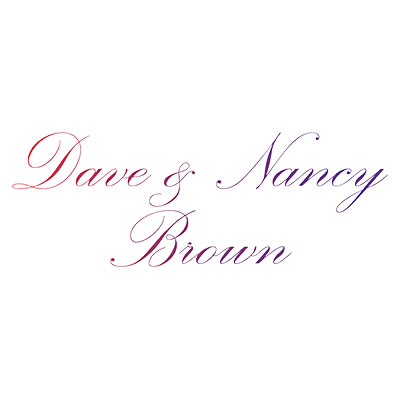 Dave & Nancy Brown