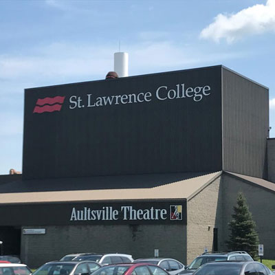 St.  Lawrence College - Cornwall Campus